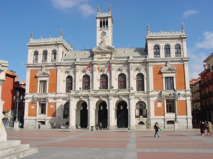 Ayuntamiento de Valladolid Foto digital realizada por Nicolás Pérez