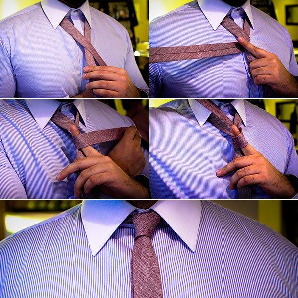 Nudos de corbata para bodas y novios (3)