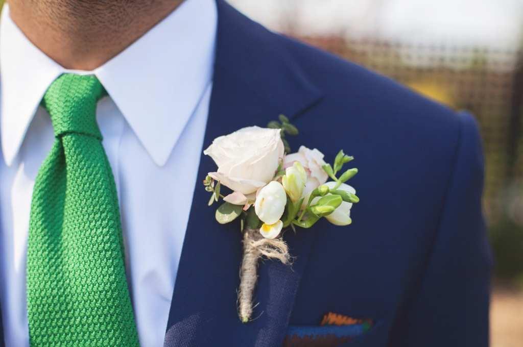 Nudos de corbata para bodas y novios (6)