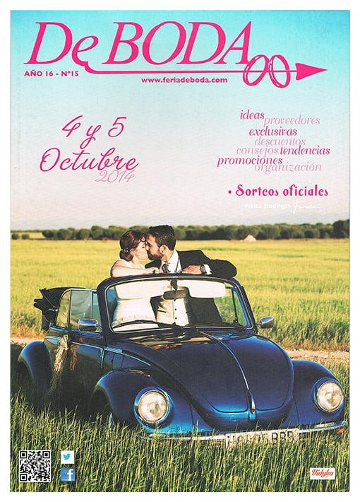Revista DeBoda Valladolid