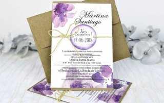 invitaciones de boda tendencias originales propuestas invitacion it sisters