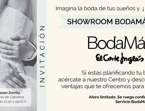 Showroom Bodamás 2017 en Valladolid