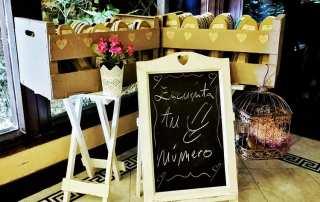 Decorar una boda