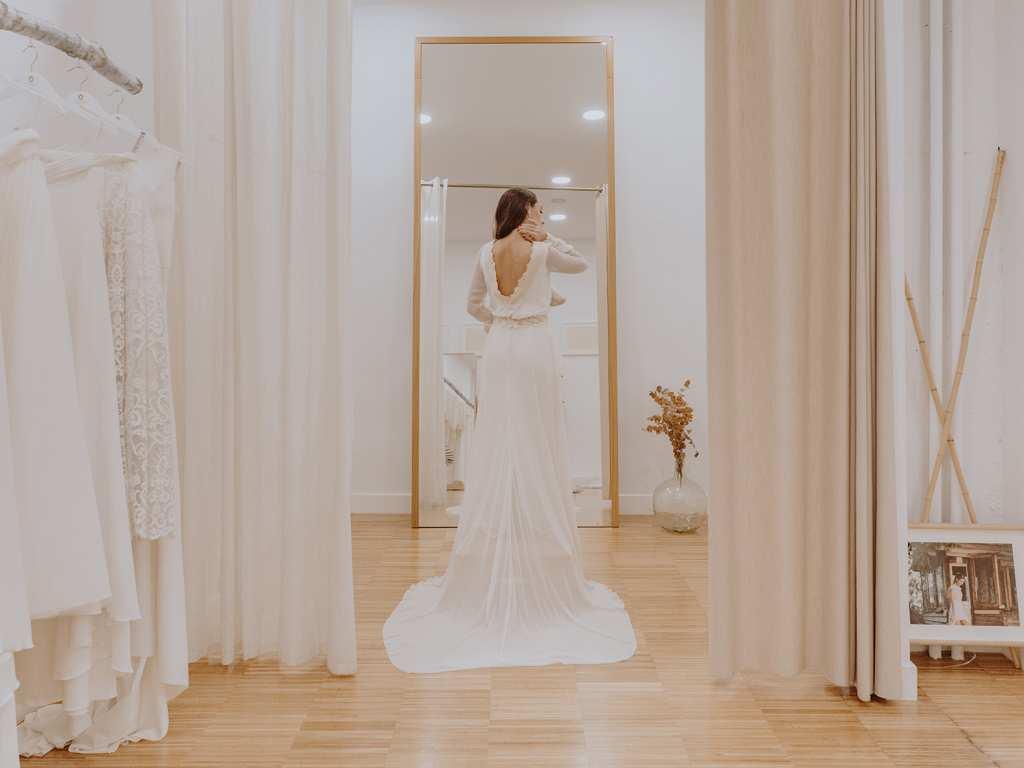 Nuestros diseños en vestidos de novia, serán vuestros sueños - Feria ...
