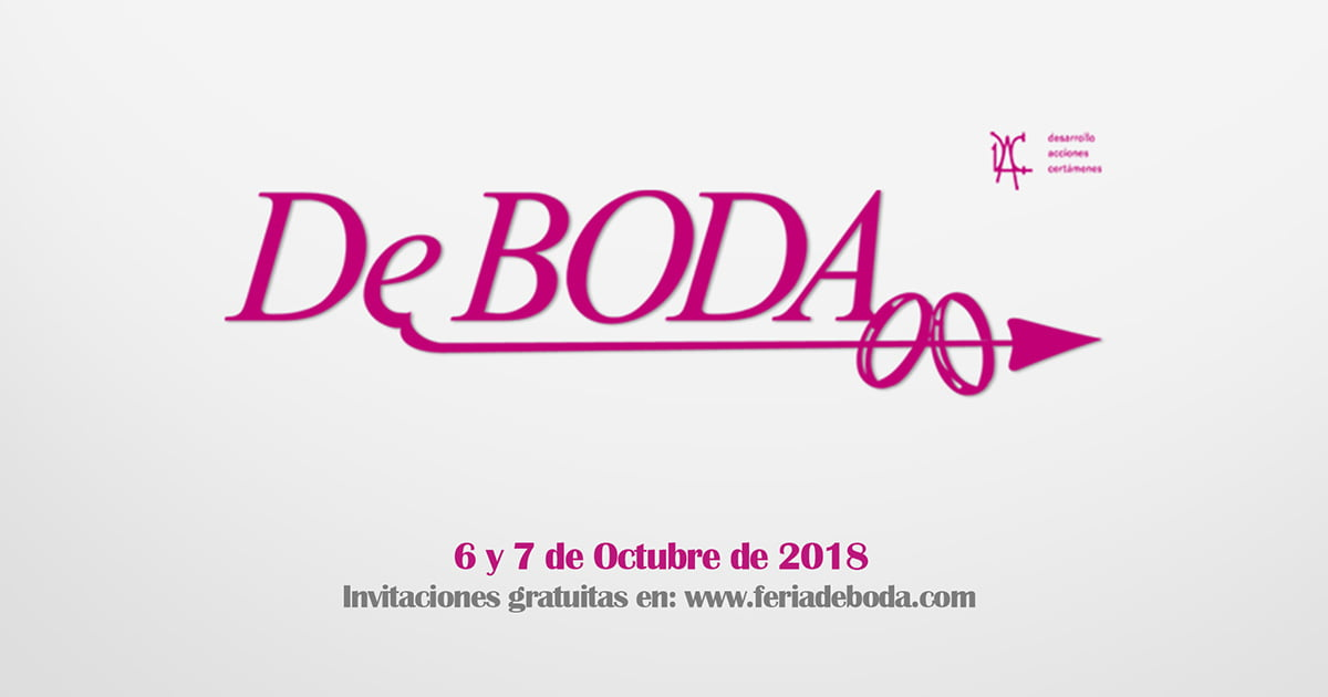Novias María Luisa | Feria DeBoda Valladolid