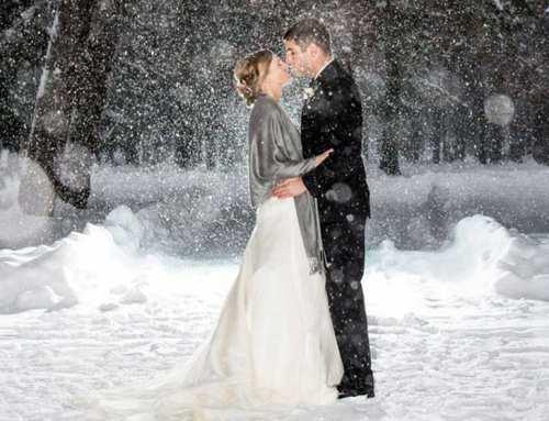 Bodas Blancas | Razones por las que casarse en Invierno