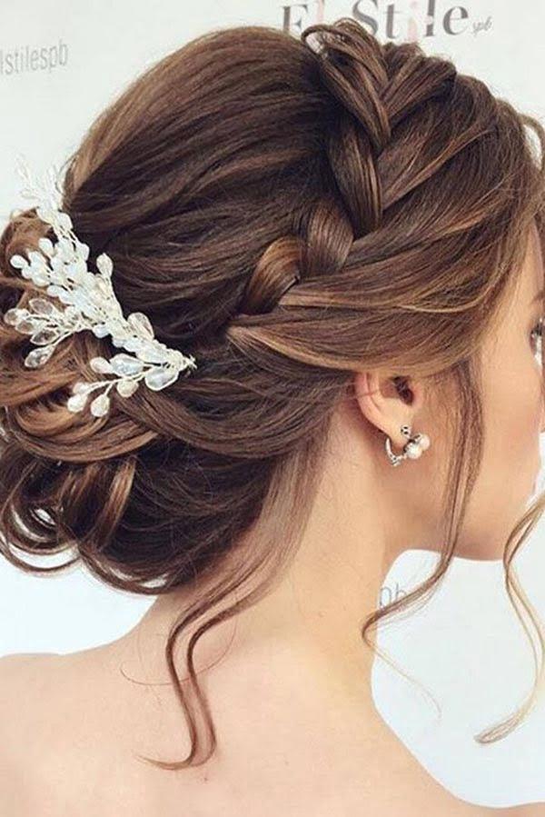 peinados de novia trenzas valladolid bodas (1)