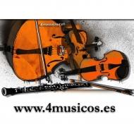 Ad Libitum - 4musicos.es